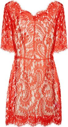 ShopStyle: Lover Christina lace dress