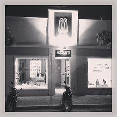 Já conhecem nossa loja em Araçatuba? Rua General Glicério, 1081. #koquini #sapatilhas #aracatuba #euquero