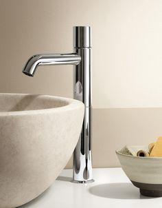 Nostromo collection by Fantini - #fantinirubinetti #fratellifantini #design #homeideas #bathroom #interiorinspiration