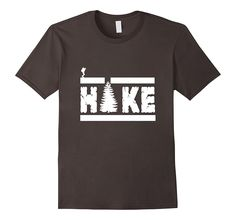 Hike T-Shirt in a variety of colors and sizes.