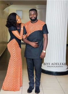 latest african fashion look 242 Couples African Outfits, African Attire For Men, African Fashion Ankara, African Fashion Designers, Latest African Fashion Dresses, African Dresses For Women, African Print Dresses, African Print Fashion, Africa Fashion