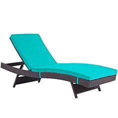 Laze Outdoor Patio Chaise