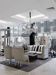 By Malene Birger Boutique, London, England
