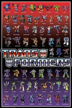 Transformers Movie Posters - VIew our collection at Posterazzi.com