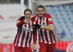 Torres y el Atlético no aflojan