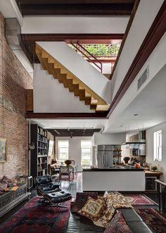 O bom e o mau de viver perto do rio - Casa Vogue | Casas