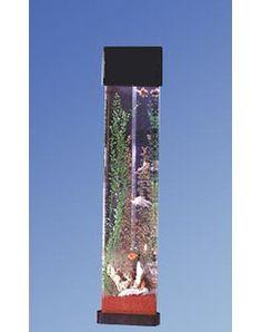 Tucker Murphy™ Pet Alan 20 Gallon Tower Square Aquarium Tank | Wayfair Aquariums For Sale, Tanked Aquariums, 20 Gallon Aquarium, Biorb, Freshwater Aquarium, Fish Tank, Bird Feeders, Lava Lamp, Fresh Water