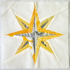 Mariner's Star for Kati by Don't Call Me Betsy, via Flickr