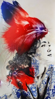 Illustrations by Gabriel Moreno | http://ineedaguide.blogspot.com/2015/02/gabriel-moreno.html #illustrations
