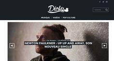 Newton Faulkner Homepage Dickys (Janv 2016)