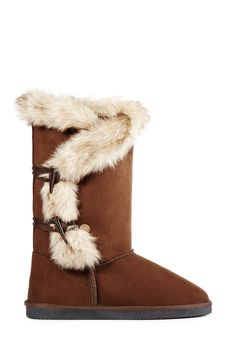 9c309fa60b3 8 Best JustFab images   Faux fur, Fuzzy boots, Lace up