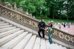 April and Hugo's Wedding Underneath Bethesda Terrace | Weddings in Central Park, New York Top Wedding Trends, Wedding Styles, Wedding Ideas, Central Park, Gold Wedding, Wedding Colors, Terrace, Wedding Planner, Wedding Inspiration