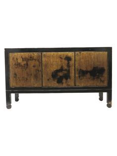 Juliette 3-Door Tall Sideboard by Madera at Gilt