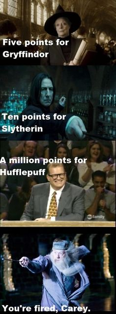 Harry Potter/Whose Line Is It Anyway?