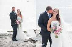 BREA MCDONALD PHOTOGRAPHY 2014, Maine beach side wedding hair,