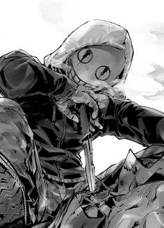 dead by daylight Manga Anime, Art Manga, Anime Guys, Anime Art, Arte Horror, Horror Art, Character Concept, Character Art, Art Sinistre