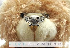 Looking for an amazing diamond engagement ring? Whether you're looking for a 1.0 carat or higher, PureDiamond.ca has got you covered. Located it beautiful downtown Vancouver, we're a wholesaler with five star service. Call us at (604) 563-9875.