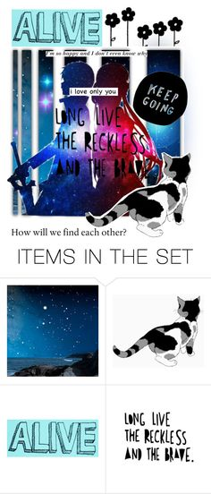 """My Sword, Our Fight"" by mika-nika-co ❤ liked on Polyvore featuring art"