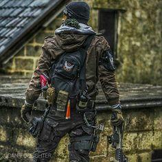 multicam black airsoft cosplay on Instagram #airsoft #airsoftpistola #pistolaairsoft #airsoftbrasil