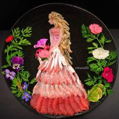 Art Discover Sashimi Artist Designs Incredible Food Art From Raw Fish And Other Edible Ingredients - Essen Ideen Sashimi L& Du Sushi Sushi Art Amazing Food Art Mets Seafood Dishes Creative Food Food Preparation Kids Meals L'art Du Sushi, Arte Do Sushi, Sushi Art, Amazing Food Art, Food Humor, Seafood Dishes, Creative Food, Food Preparation, Food To Make