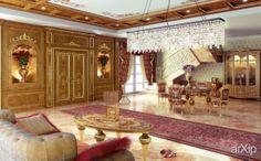 FLEX: интерьер, товары, квартира, дом, гостиная, ар-деко, 20 - 30 м2, ар-деко, двери межкомнатные, узор, полоски, квадратик, горошек, коричневый, бронзовый #interiordesign #products&services #apartment #house #livingroom #lounge #drawingroom #parlor #salon #keepingroom #sittingroom #receptionroom #parlour #artdeco #20_30m2 #artdeco #interiordoors #patternedwithstripes #asquare #polkadots #brown arXip.com