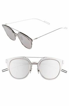 Dior Homme  Composit 1.0S  62mm Metal Shield Sunglasses - Sale! Up to 7d593d325c29b
