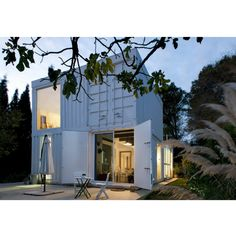 CDB2016 SHIPPING CONTAINER HOME