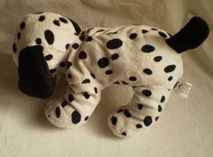 Palgrave Limited Dalmatian Dog Puppy Soft Toy Plush