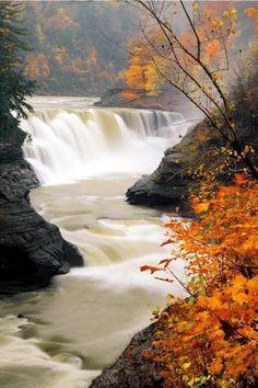 Letchworth State Park , Castile, New York