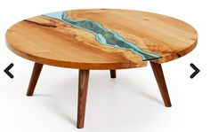 Greg Klassen river table #2