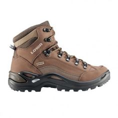 Lowa Womens Renegade GTX Mid Boots Wide Taupe Sepia Size WIDE     To view  further for this item 8f217d5f78