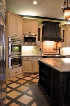 Elegant Kitchens On Pinterest Kitchens Roman Shades And Islands