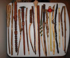 For Christmas this year, I created custom magic wands for everyone in my family. I wish now that I had created a full instructable, but hopefully the ...