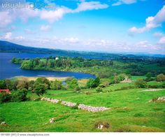 Lough Arrow, Co Sligo, Ireland