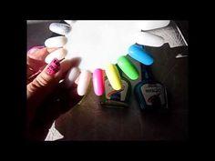 Colección de esmaltes de uñas Éxtasis de Masglo
