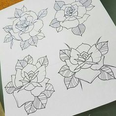 Here is a sneak peek of some roses that Jared has up for grabs. He still has some time available this weekend so call the shop or hit him up at tattoosbyjaredscott@gmail.com   Stalk him on Instagram @jaredscotttattoos  SLC Ink Tattoo 1150 South Main Street Salt Lake City, Utah (801) 596-2061 slcinktattoo@gmail.com www.slctattoos.com