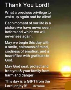 Powerful Morning Prayer, Morning Prayer Quotes, Good Morning Prayer, Night Prayer, Morning Inspirational Quotes, Inspirational Prayers, Morning Blessings, Good Morning Quotes, Afternoon Prayer