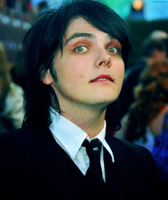 """""""You guys have any cold spots in your house? Places that you can't get warm? If you said yes then chances are you're haunted."""" - Gerard Way"""