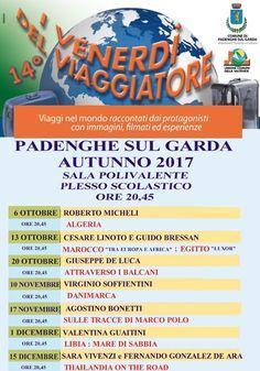 Venerdì del Viaggiatore a Padenghe  http://www.panesalamina.com/2017/59003-venerdi-del-viaggiatore-a-padenghe-3.html
