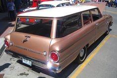 1963 Ford Falcon 2-Door Station Wagon
