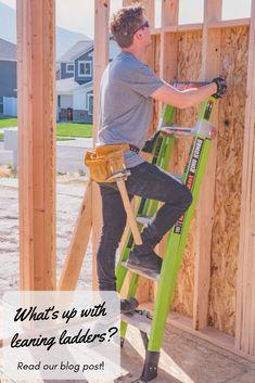 59 Best Ladder Safety Images In 2019 Safety Ladder