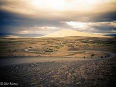 Winding Road to Rio Serrano by epyonxero, via Flickr