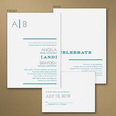 10 best monogrammed wedding invitations images monogram wedding