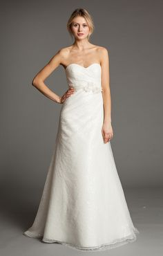 Taylor Gown by Jenny Yoo $2100 http://www.jennyyoo.com/bridal04.html