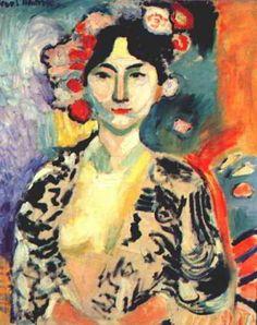 The Idol. 1906 by Henri Matisse [Henri Matisse] - $139.00 : Oil ...