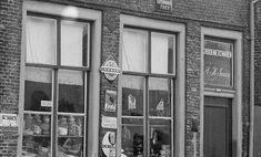 Koestraat Geertruidenberg (jaartal: 1920 tot 1930) - Foto's SERC