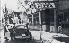Tom Monaghan, founder of Domino's Pizza, began with just one store in Ypsilanti, Michigan. He and his brother, James, purchased an existing restaurant called Domi-Nick's on Dec. 9, 1960.