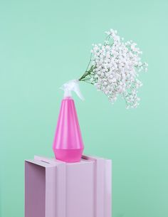 """ttdrunk: """" SÜDDEUTSCHE ZEITUNG Magazine issue spring 2013 Based on the theme of spring cleaning we styled a series of playful and surreal objects which we placed in simple tableaus with a. Photoshop, Foto Art, Still Life Photography, Candy Colors, Neon Colors, Spring Cleaning, Art Direction, Color Inspiration, Bunt"""