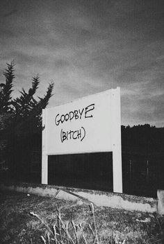 Bye y'all