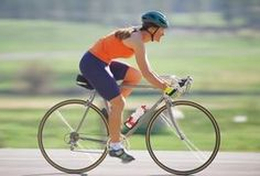 If you are trying to lose weight, starting a biking program can help you burn calories and build muscle with little impact on your joints. On a bike, you can go farther and faster than walking or running. If you are new to exercising, talk to your doctor first and begin slowly to build your endurance and avoid injury. Buy a quality helmet as well...